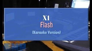 X1 - Flash (KARAOKE VERSION)