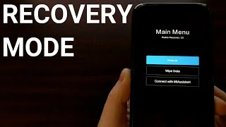 How to Boot the Xiaomi Redmi Note 8, 8T, & 8 Pro to Recovery Mode? screenshot 5