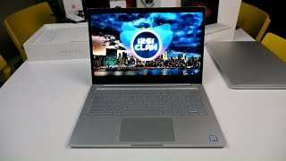 Xiaomi Notebook Air 13.3   Intel Core i5-7200U Fingerprint Sensor & 6200U   [Greek Review]