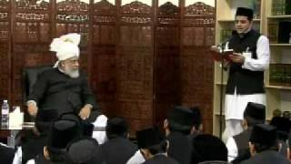 Talaba Jamia Kay Saath Aik Nashist: 21st November 2009 - Part 7 (Urdu)
