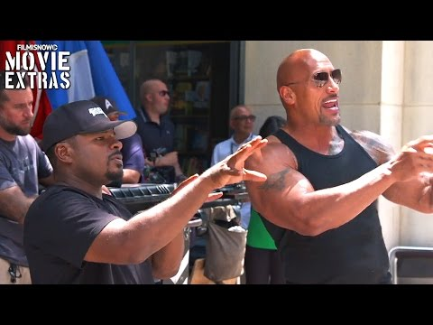 The Fate of the Furious 'F. Gary Gray' Featurette 2017