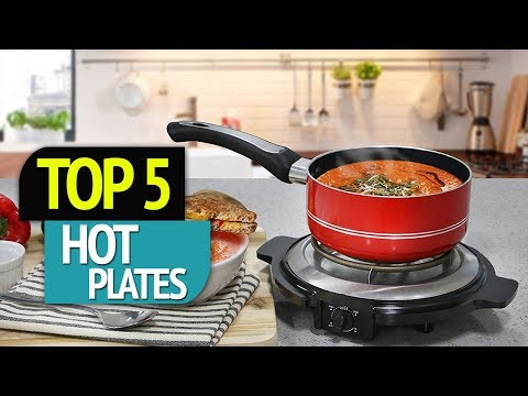 TOP 5: Hot Plates