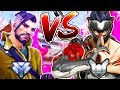 OVERWATCH 1V1 WITH MY LITTLE BROTHER!? WHO WILL WIN!?