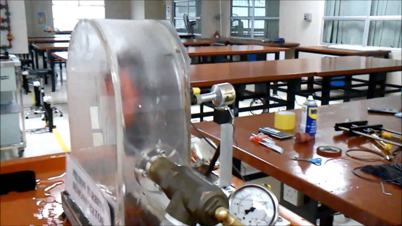 pelton wheel lab The demonstration pelton turbine provides a this accessory comprises a miniature pelton wheel with spear-valve f1 complete fluid mechanics laboratory.