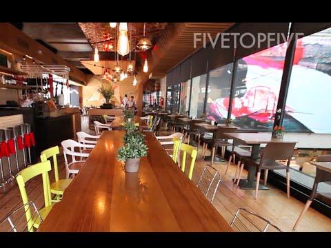 Restaurante En El Mercado De San Antón La Cocina De San Antón