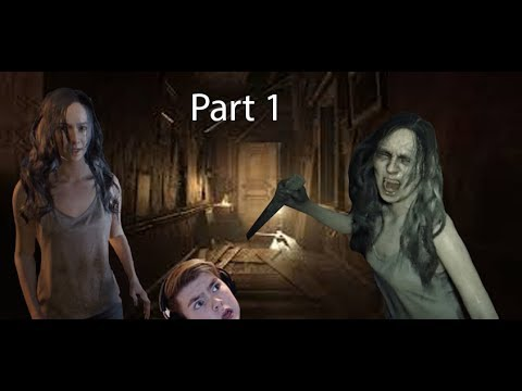 She's Not Worth It. (Resident Evil 7: Biohazard Part 1)