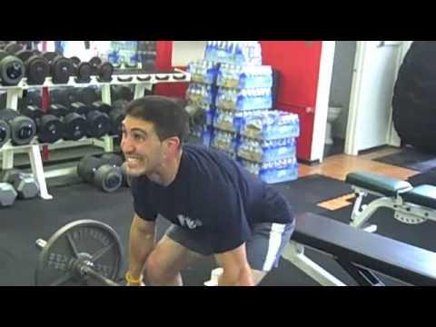 Wrestling Strength Training