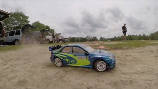 RCRX - RC Rallycross Event #5 - New Hope Rally Park - 30 Apr 2017