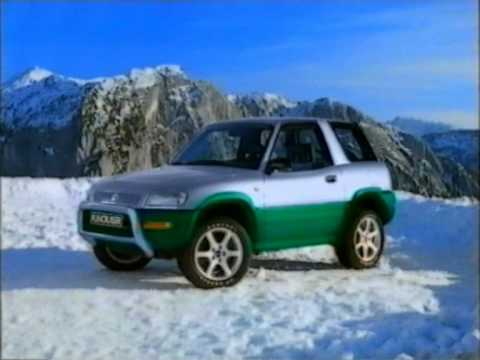 toyota fun cruiser werbung 1996 youtube rh youtube com toyota fun cruiser wikipedia toyota fun cruiser 2014