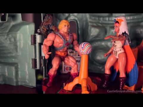 Castle Grayskull Man commercial