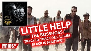 "Little Help | The BossHoss | Audio | Track by Track Album ""Black is beautiful"""