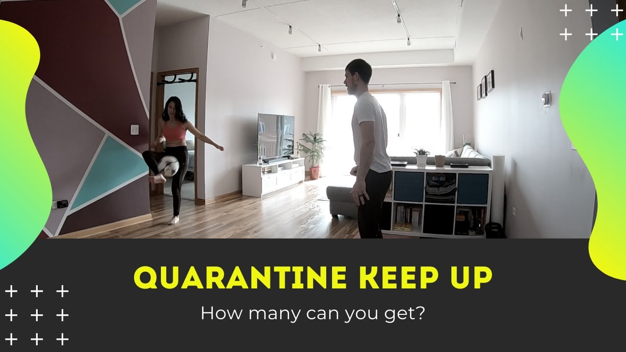 Quarantine Games: Keep up