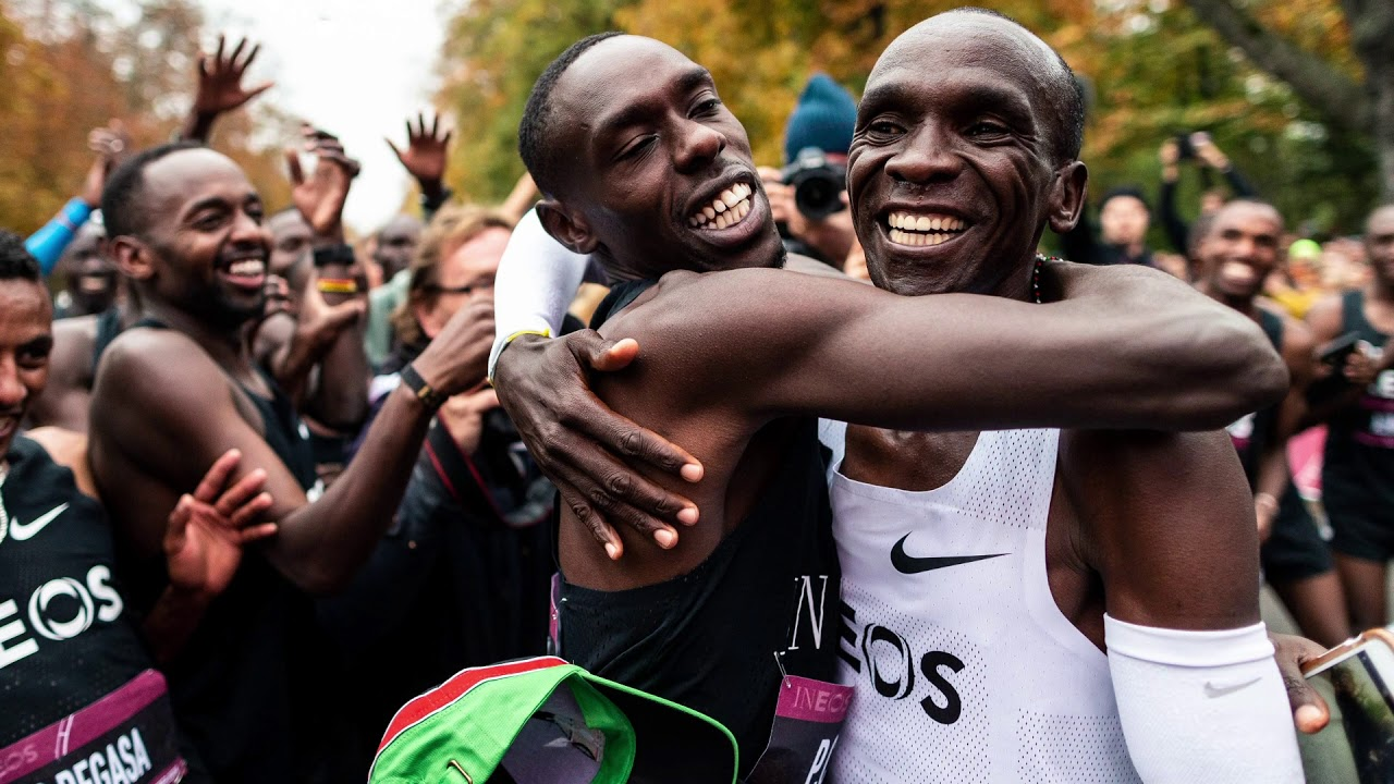 RBR Podcast: INEOS 1:59 Challenge with Eliud Kipchoge