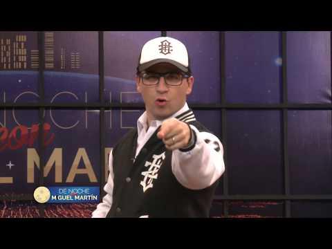 Miguel aprende Hip Hop
