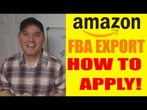 Fba amazon export how to start part 2 international selling