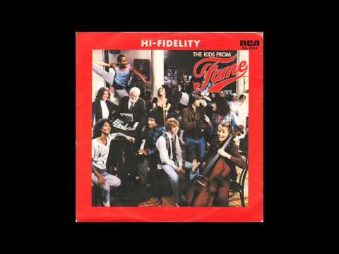 The Kids From Fame - Hi Fidelity