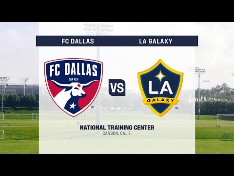 2016 Development Academy Final - U-15/16: FC Dallas vs. LA Galaxy