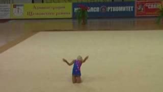 Художественная гимнастика б\п 5 лет