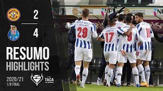 Highlights   Resumo: CD Nacional 2-4 FC Porto (Taça de Portugal 20/21)