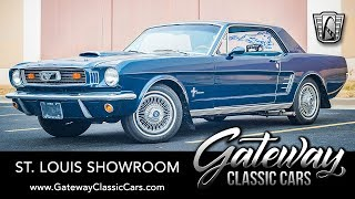 1966 Ford Mustang For Sale Gat…