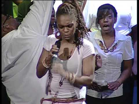 Sovereign God -Maurette Brown Clark- New Wine Choir(Concert Night)