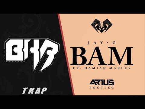 JAY-Z - Bam ft. Damian Marley (ARIUS Bootleg)
