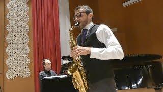 Astor Piazzolla – Chau París – David Hernando Vitores & Sandro' Bakhuashvili