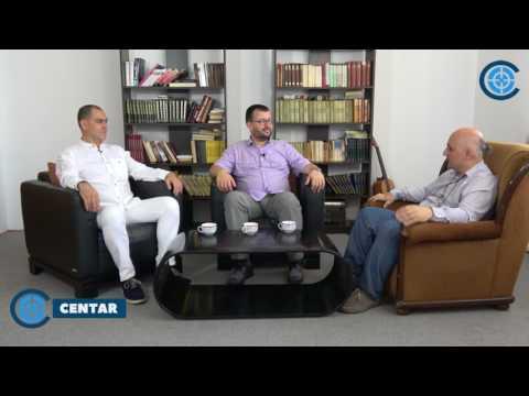 U CENTAR - Aleksandar Radić i Čedomir Antić: Ucenjeni ljudi vode srpsku diplomatiju