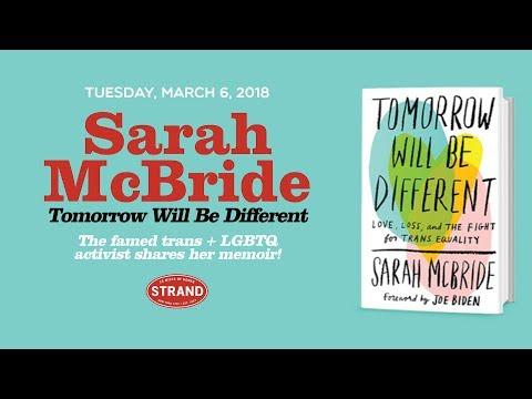 Sarah McBride & Jennifer Finney Boylan | Tomorrow Will Be Different