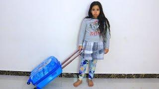 شفا و قصة حزينة للأطفال ! Shfa and a children's story about sadness