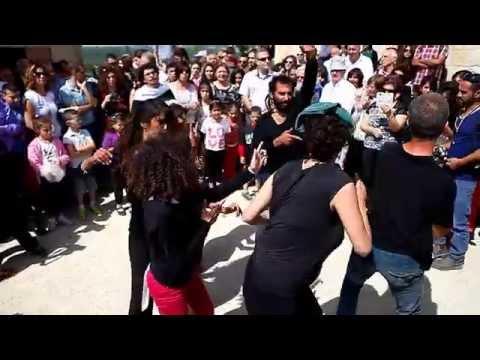 Insyab - Palestinian Street Theatre in Iqrit