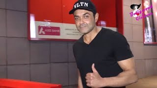 22 01 2019  SPOTTED Bobby Deol At BIG FM Office