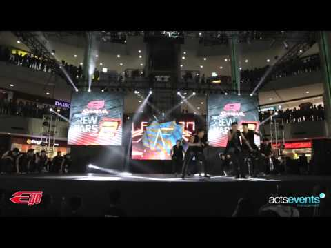 Ego Supreme Crew Wars 2 | High School Elims | La Salle Greenhills | Airforce