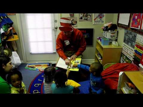 The Children's Center Read Across America Day, Feb. 28, 2013