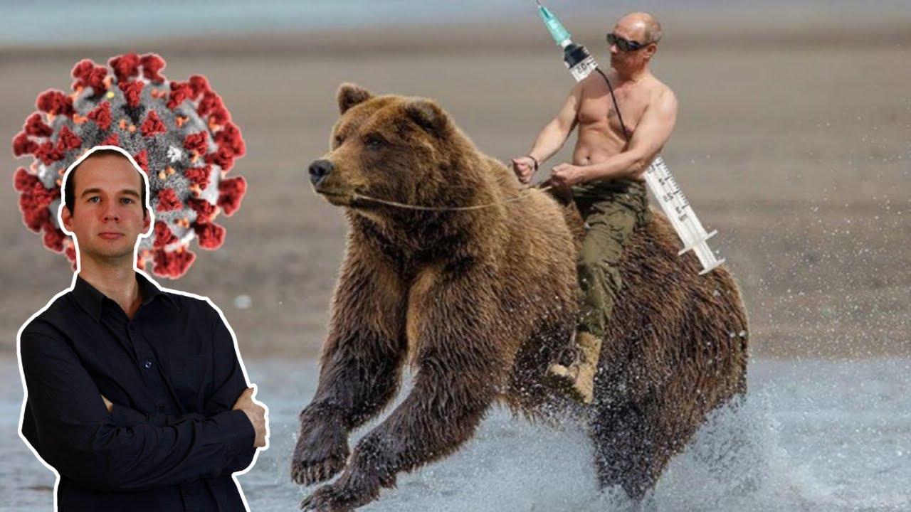 Il vaccino Russo di Putin è una Buffonata?
