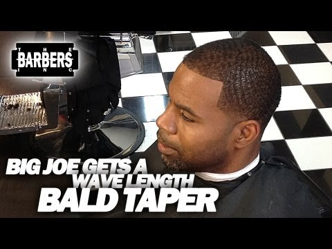 HOW TO: Bald Taper w/ Waves / African American / Black / Ethnic Hair | Men's Haircut Tutorial | HD