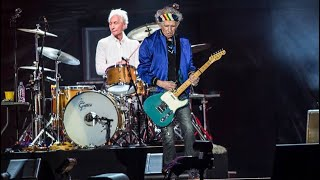 The Rolling Stones - Happy - NoFilter Tour - Lucca 2017