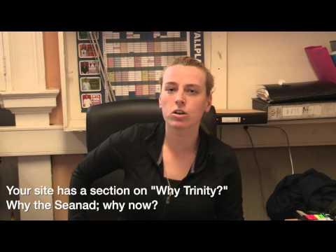 #Seanad16 Trinity News Lynn Ruane interview