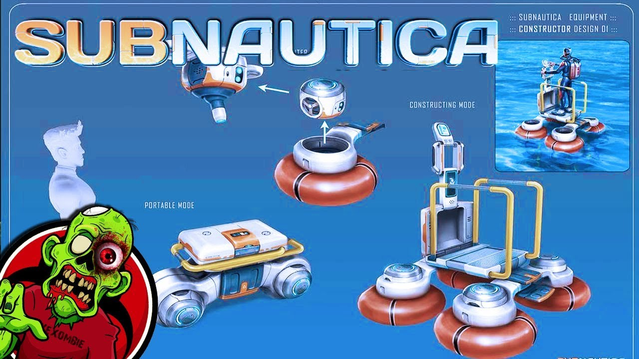 Mobile Vehicle Bay 2018 Fragment Location Subnautica Youtube