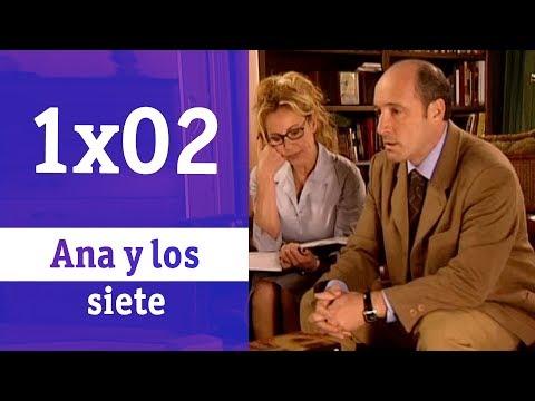 Ana y los siete: 1x02 - Una semana a prueba | RTVE Series