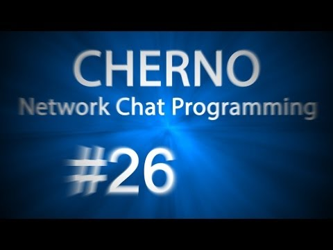 Ep. 26: Sending Fake Messages - Network Chat Programming