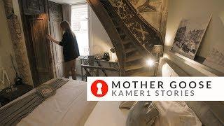 HOTEL MOTHER GOOSE I UTRECHT I KAMER 1 STORIES