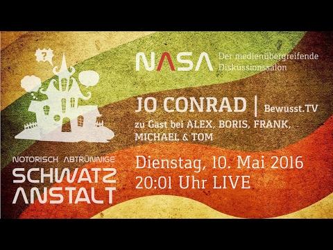 NASA #2 mit Jo Conrad – Der Erde ist flund !