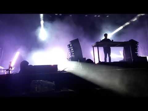 SebastiAn live at Osheaga 2019