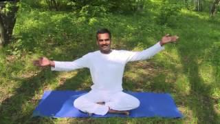 Профилактическая йога: АНТИСТРЕСС (видеоурок)