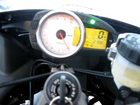 2007 Kawasaki Ninja Zx6r Walk Around Youtube