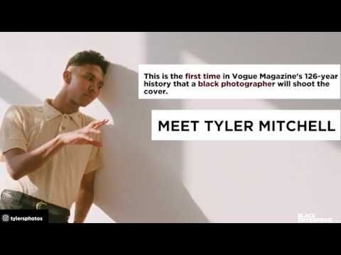 Meet Tyler Mitchell - YouTube