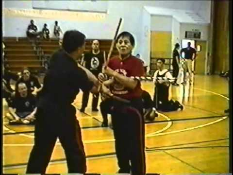 Cacoy Doce Pares: West Coast Convention: San Jose: Oct 96 (6of8)