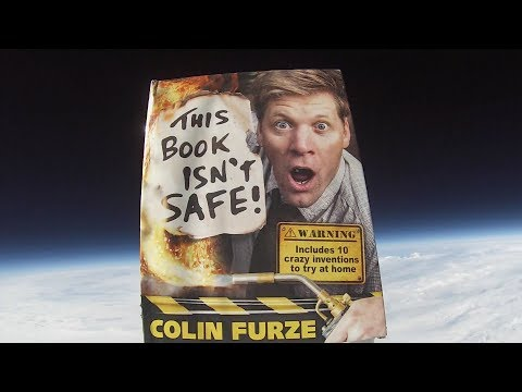 Download Youtube: I Dropped my Book from Space