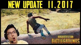 chi tiết bản cập nhật tháng 11 pubg | new update pubg november